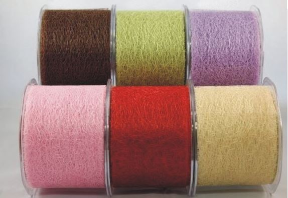 Net Ribbon Sampler Pack 6 colors