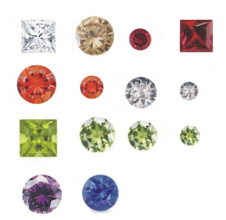 Top 14 Gemstones Set