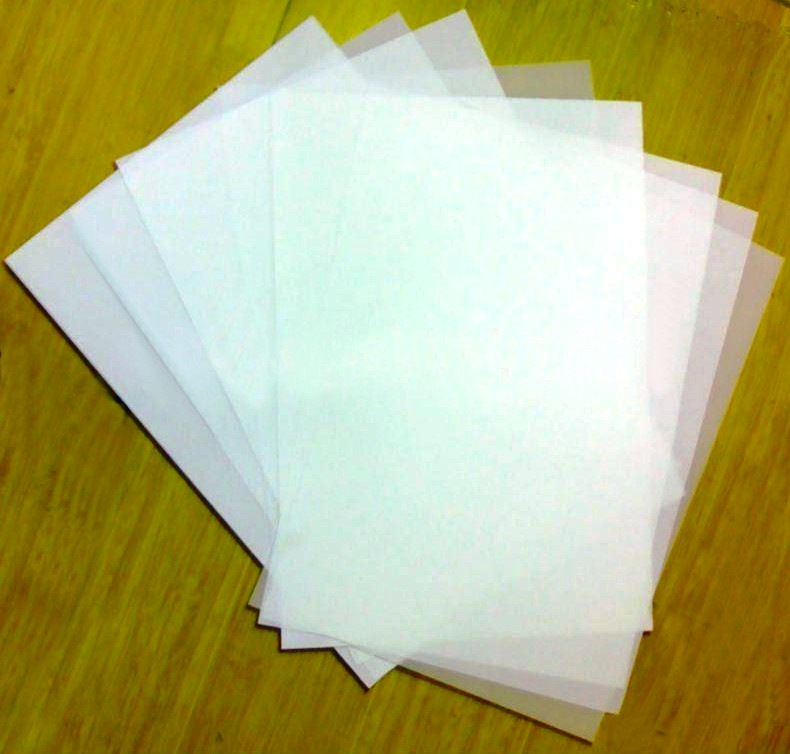 Transparency LaserJet Film x 10 Sheet Pack