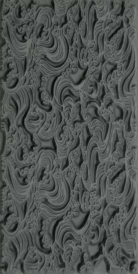Texture Tile - Turbulence Deep Etch