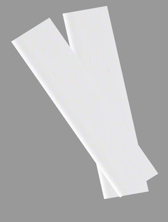 Designer Stick Friendly Plastic®, Opaque Solid White
