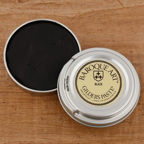 Gilders Paste - Black 30ml