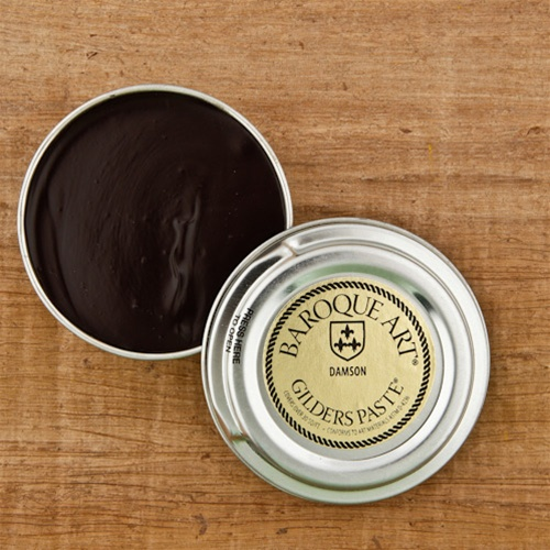 Gilders Paste - Damson (Dark Purple) 30ml