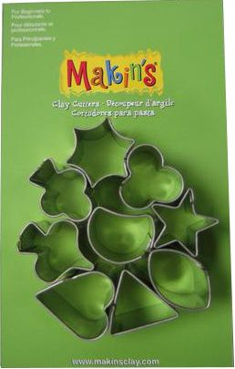 MAKINS SETS of 9 CUTTERS
