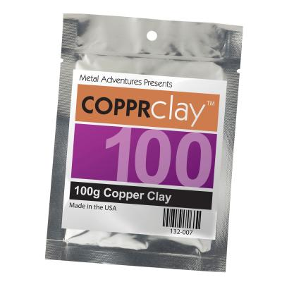 COPPRclay 100g (Copper Clay) Single Pack
